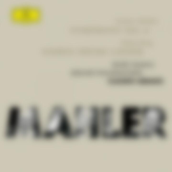 Mahler: Symphonie No.4; Berg: 7 frühe Lieder 0028947755748