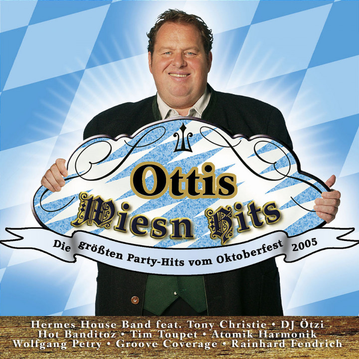 Ottis Wiesn Hits 2005 0602498329399