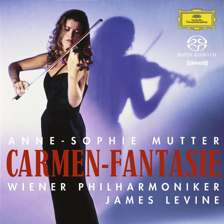 Anne-Sophie Mutter - Carmen-Fantasie 0028947757212
