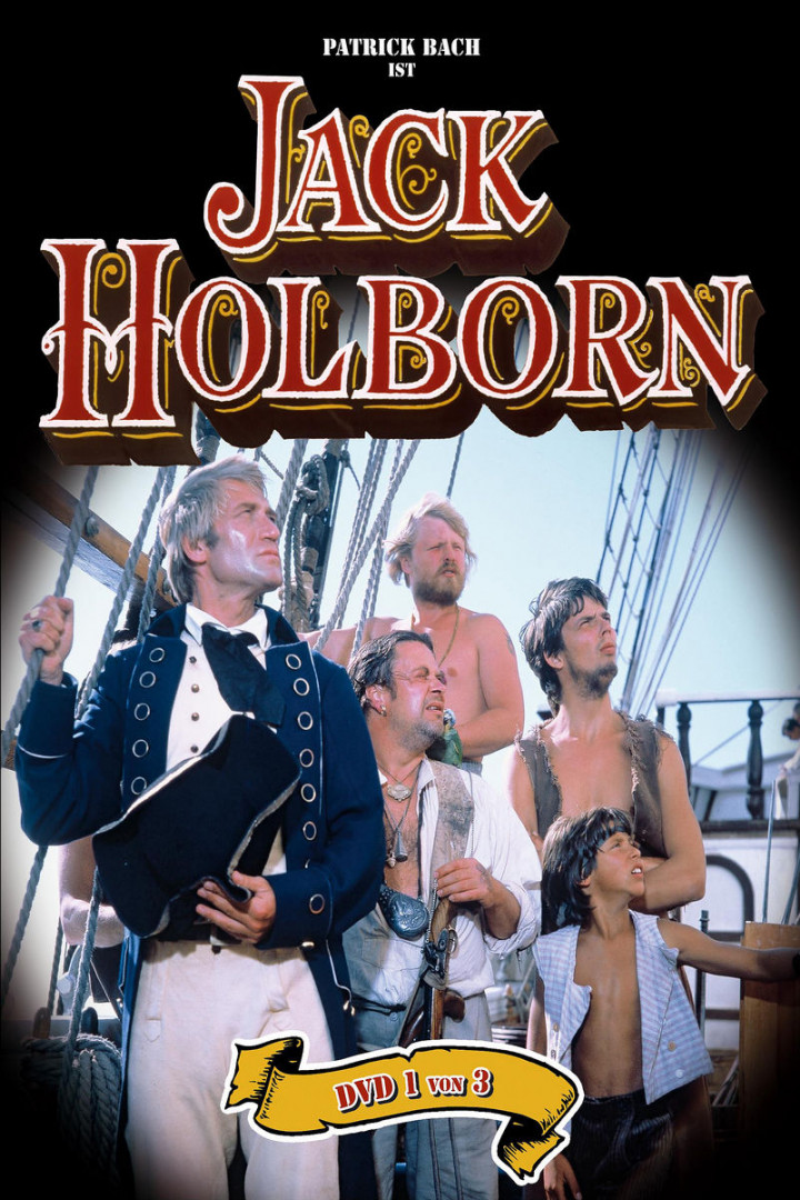 Jack Holborn - Dvd 1: Jack Holborn 4032989600791
