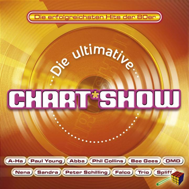 Die Ultimative Chartshow - Hits der 80er 0602498325144