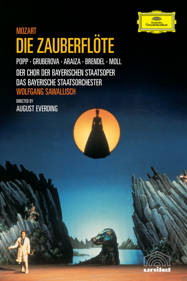 Mozart: Die Zauberflöte 0044007341069