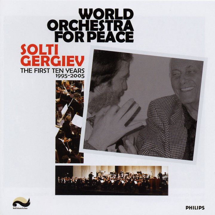 World Orchestra for Peace 0028947569374