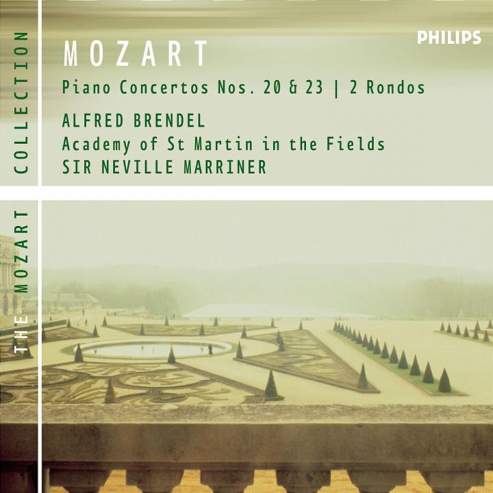 Mozart: Piano Concertos Nos.20, 23 & Concert Rondos 0028947570507