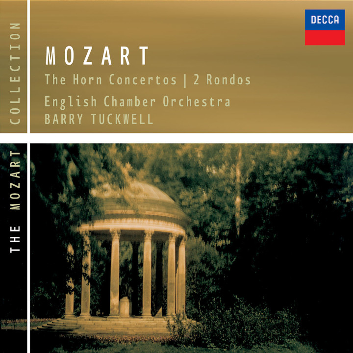 Mozart: Horn Concertos 0028947570518