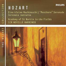 Wolfgang Amadeus Mozart, Mozart: Serenades K. 525, 320 & 239, 00028947570530