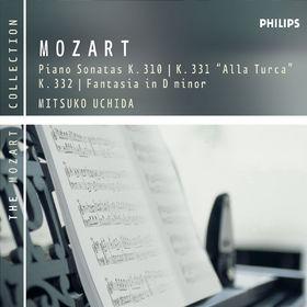Wolfgang Amadeus Mozart, Mozart: Piano Sonatas Nos.8, 11 & 12, 00028947570554