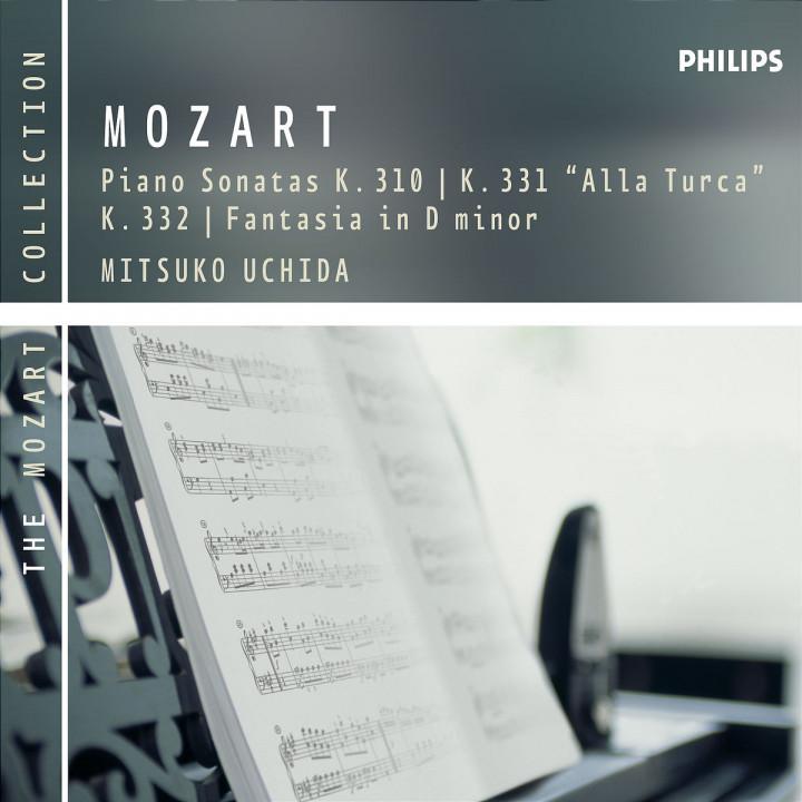 Mozart: Piano Sonatas Nos.8, 11 & 12 0028947570552