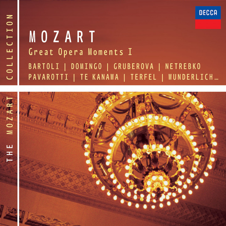 Mozart: Great Opera Moments I 0028947570563