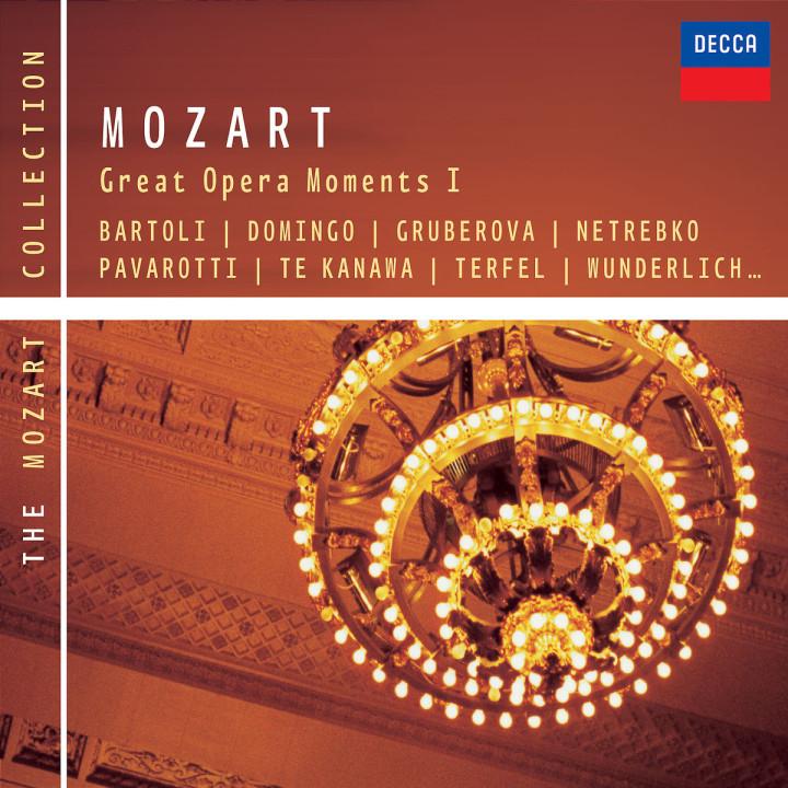 Mozart: Great Opera Moments I 0028947570563
