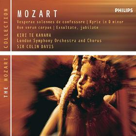 Wolfgang Amadeus Mozart, Mozart: Sacred Vocal Works, 00028947570585