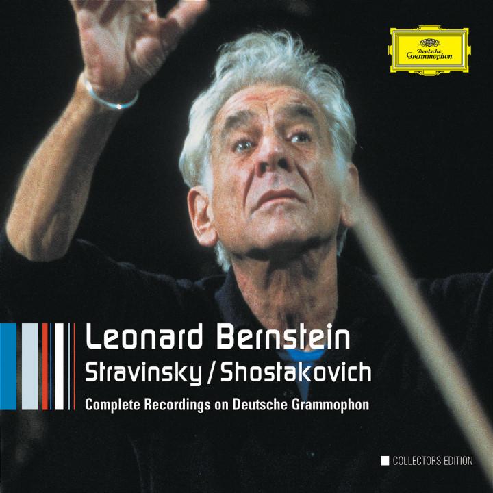 Stravinsky / Shostakovich 0028947751939