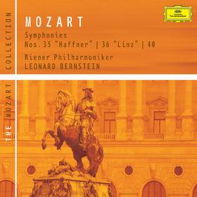 Wolfgang Amadeus Mozart, Sinfonien Nr. 35, 36 & 40, 00028947757450