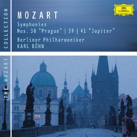 Wolfgang Amadeus Mozart, Sinfonien Nr. 38, 39 & 41, 00028947757467