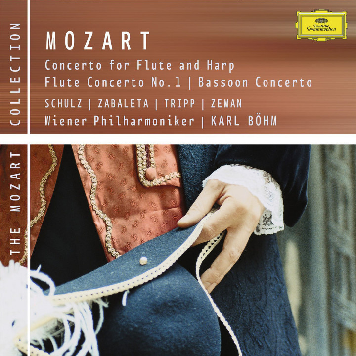 Mozart: Concertos for Flute, Flute and Harp, Bassoon 0028947757496