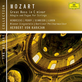 Wolfgang Amadeus Mozart, Grosse Messe, 00028947757542