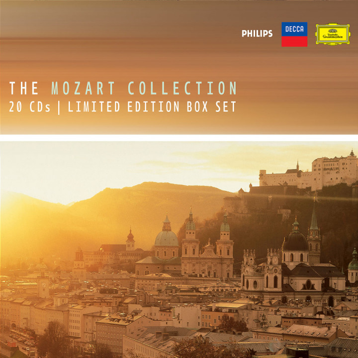 Mozart Collection 0028947757566