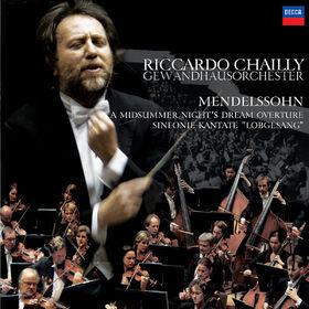 Felix Mendelssohn Bartholdy, Mendelssohn: Lobgesang, Op.52, 00028947569398