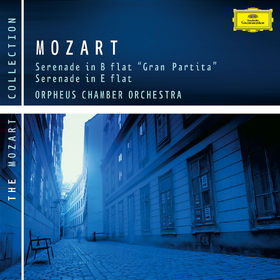 Wolfgang Amadeus Mozart, Mozart: Serenades K. 361 & 375, 00028947757504