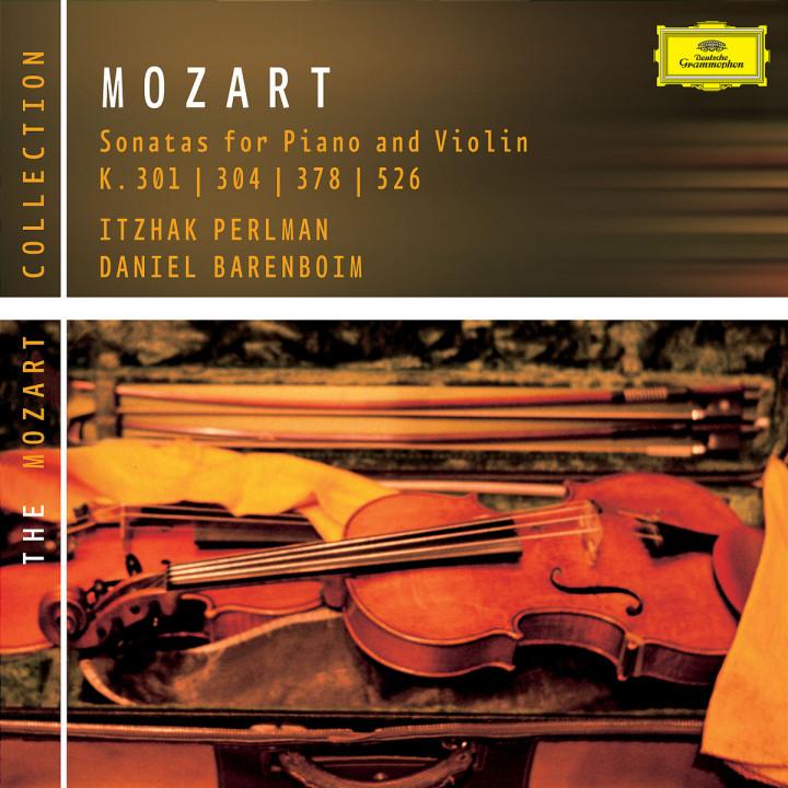 Mozart: Violin Sonatas K. 301, 304, 378 & 526 0028947757522