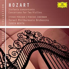 Wolfgang Amadeus Mozart, Mozart: Sinfonia concertante K.364, Concertone K.190, 00028947757559