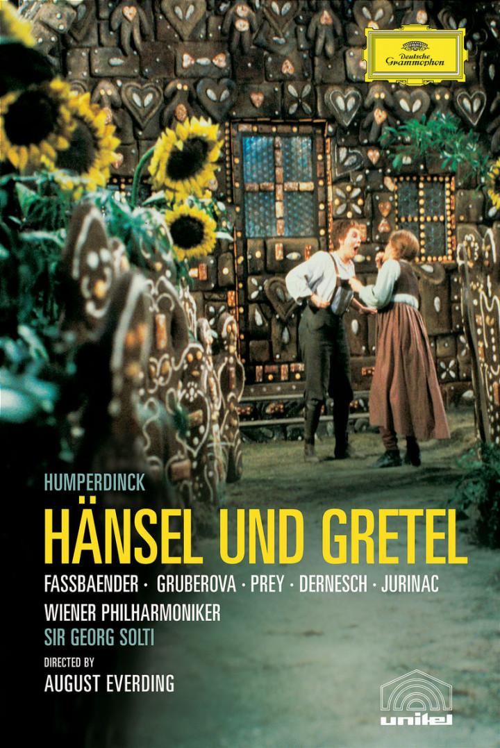 Humperdinck: Hänsel und Gretel 0044007341106