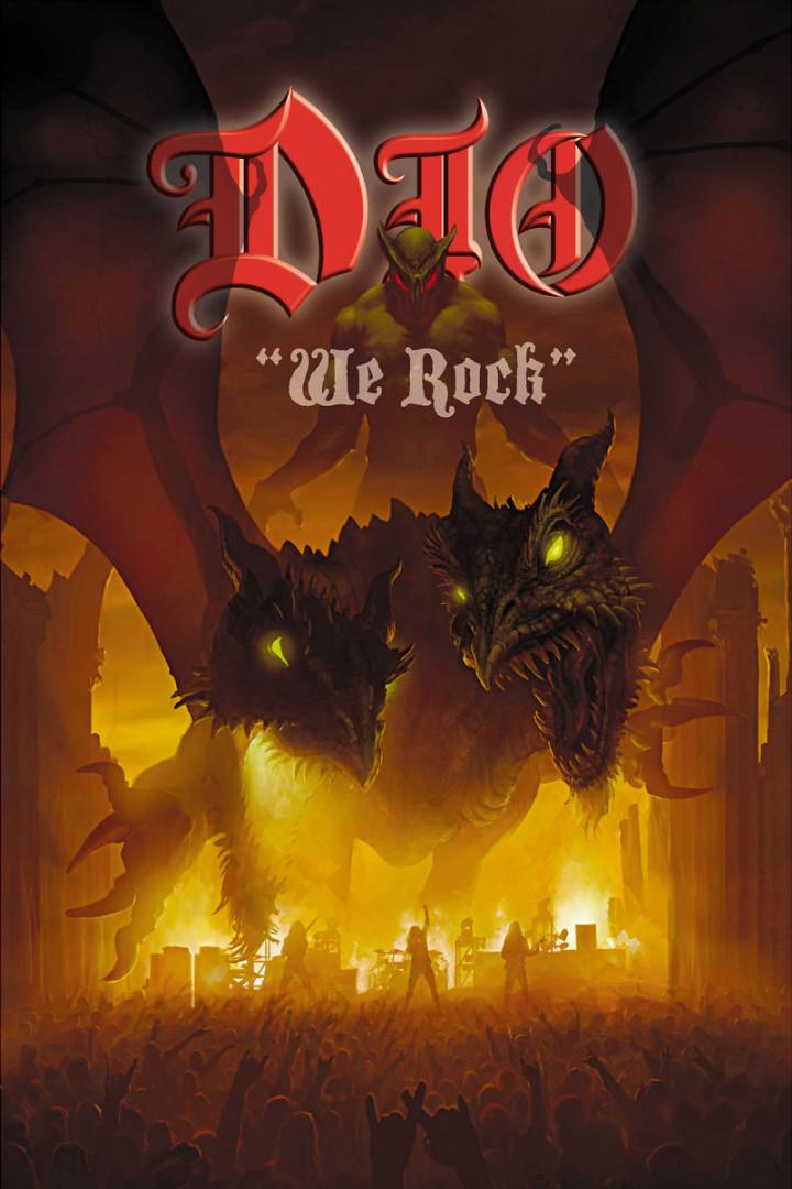 Dio / We Rock 0602498311837