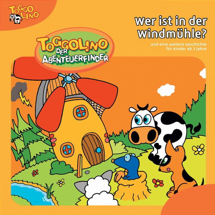 Toggolino der Abenteuerfinder - Wer ist in der Windmühle? 0602498718964