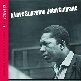 Verve Classics, A Love Supreme, 00602498840139
