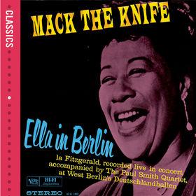 Ella Fitzgerald, Ella In Berlin, 00602498840207