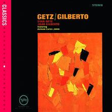 Verve Classics, Getz/Gilberto, 00602498840221