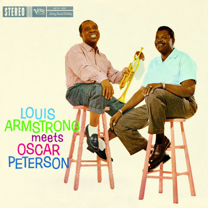 Louis Armstrong Meets Oscar Peterson 0602498840287