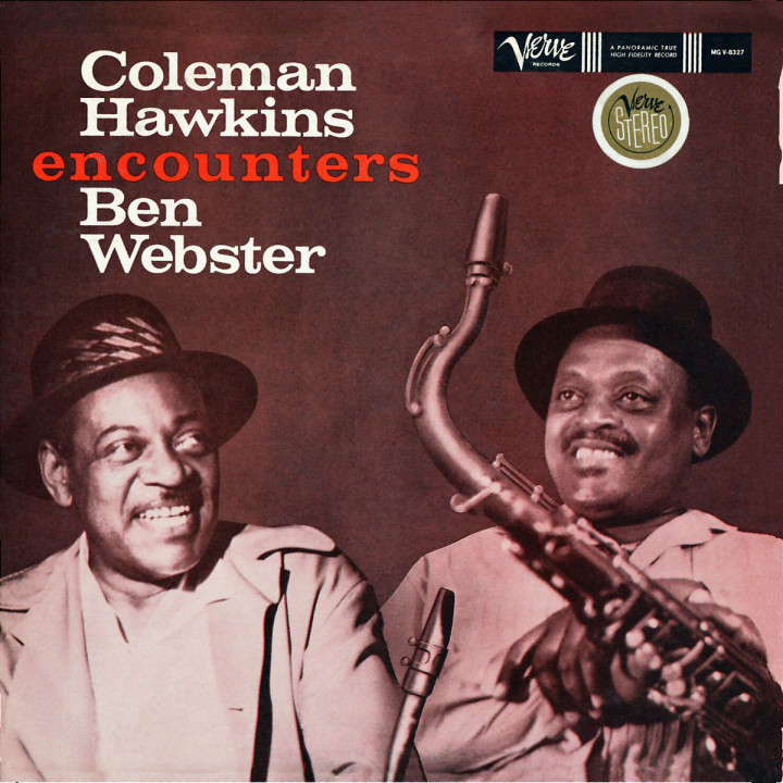 Coleman Hawkins Encounters Ben Webster 0602498840368