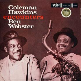 Coleman Hawkins, Coleman Hawkins Encounters Ben Webster, 00602498840368