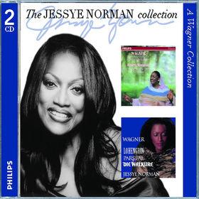 Richard Wagner, Jessye Norman sings Wagner, 00028947571544
