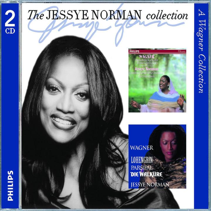 Jessye Norman sings Wagner 0028947571542
