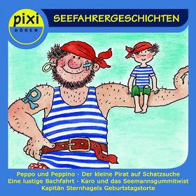 Pixi Hören, Seefahrergeschichten, 00602498733042