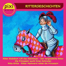 Pixi Hören, Rittergeschichten, 00602498733066