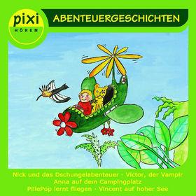 Pixi Hören, PIXI hören - Abenteuergeschichten, 00602498733103