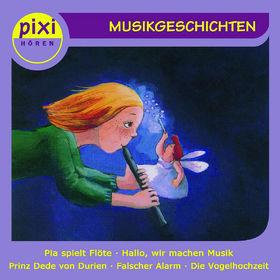 Pixi Hören, Musikgeschichten, 00602498733134