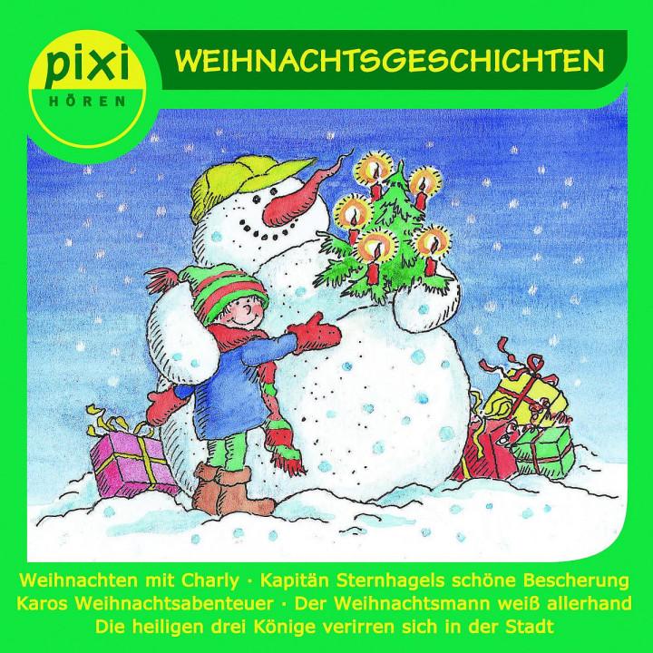 Weihnachtsgeschichten 0602498733172
