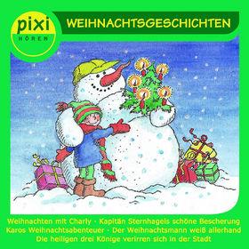 Pixi Hören, Weihnachtsgeschichten, 00602498733172
