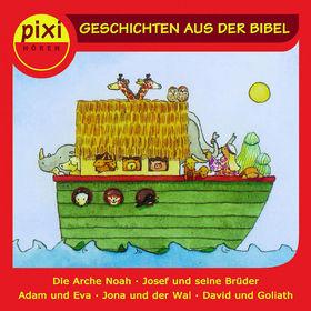 Pixi Hören, Geschichten aus der Bibel, 00602498733219