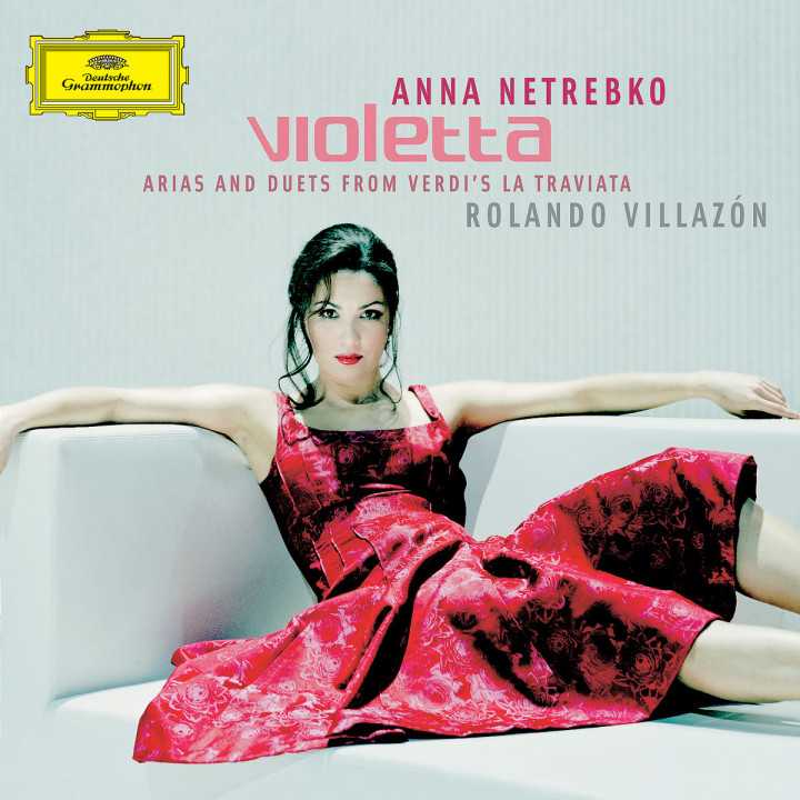 VIOLETTA - Arias and Duets from Verdi's La Traviata ( 0028947759535