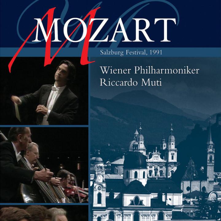 Mozart: Symphonies Nos.40 & 41 0044007014598