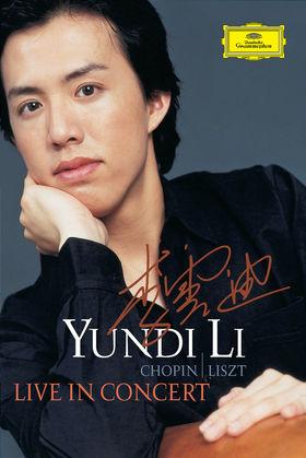 Yundi, Yundi Li in Concert, 00044007340790