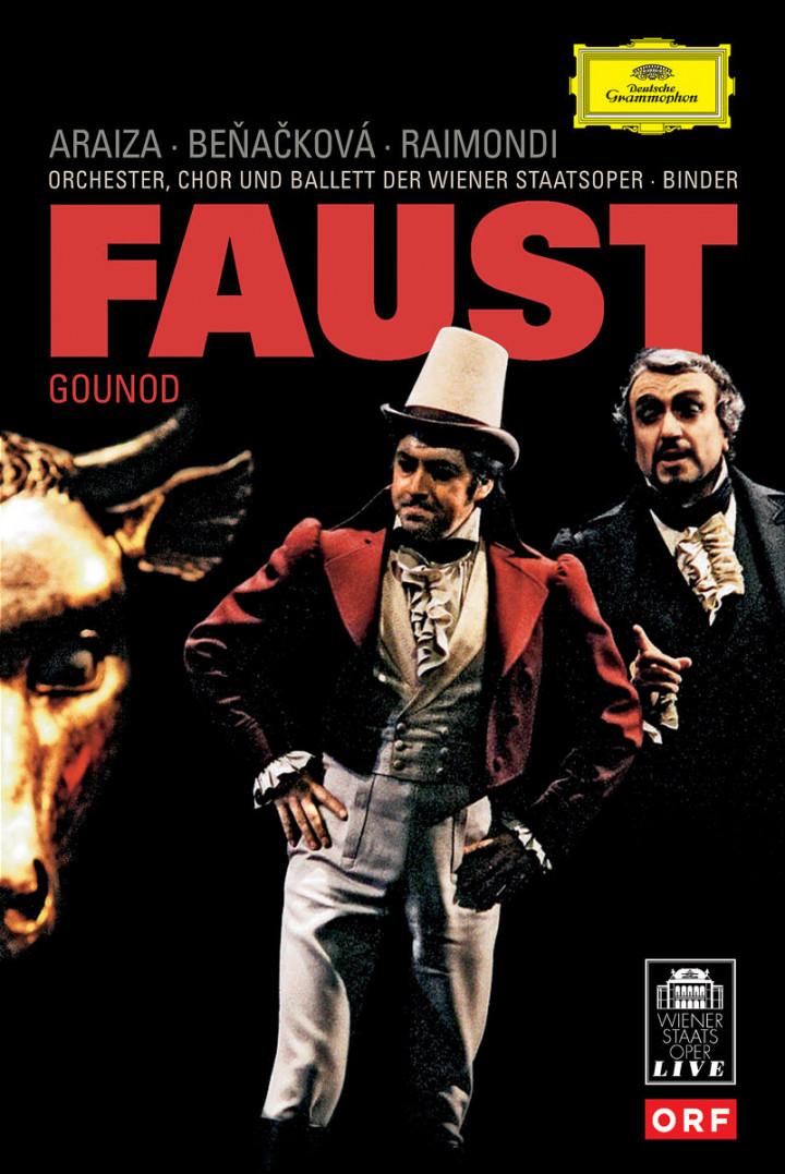 Gounod: Faust 0044007341081