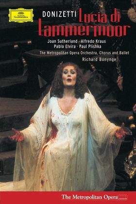 Joan Sutherland, Donizetti: Lucia di Lammermoor, 00044007341094
