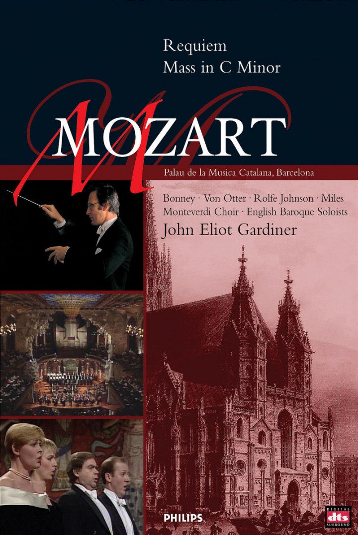 Mozart: Requiem/Mass in C minor