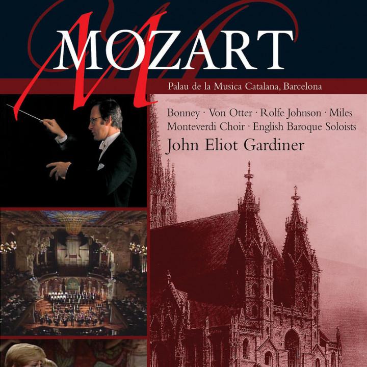 Mozart: Requiem/Mass in C minor 0044007431218